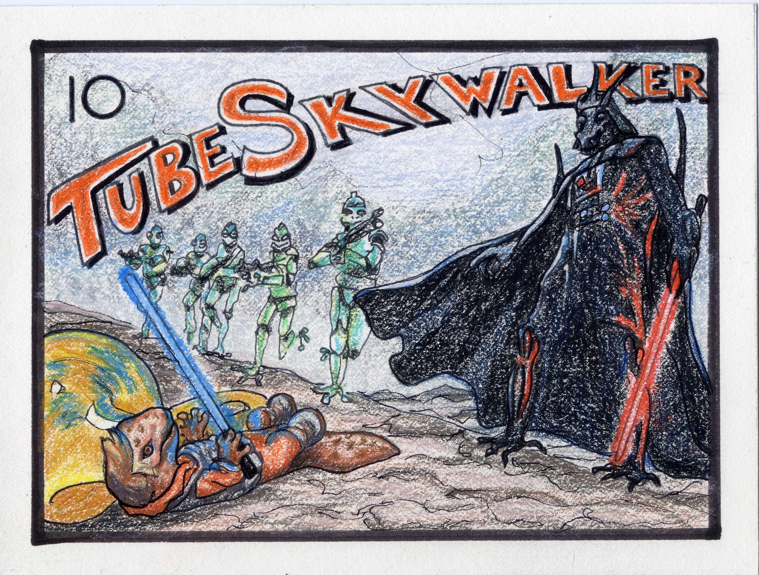 Tube Skywalker