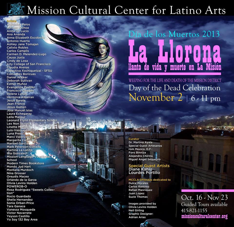 La Llorona MCCLA DOD 2013 announce