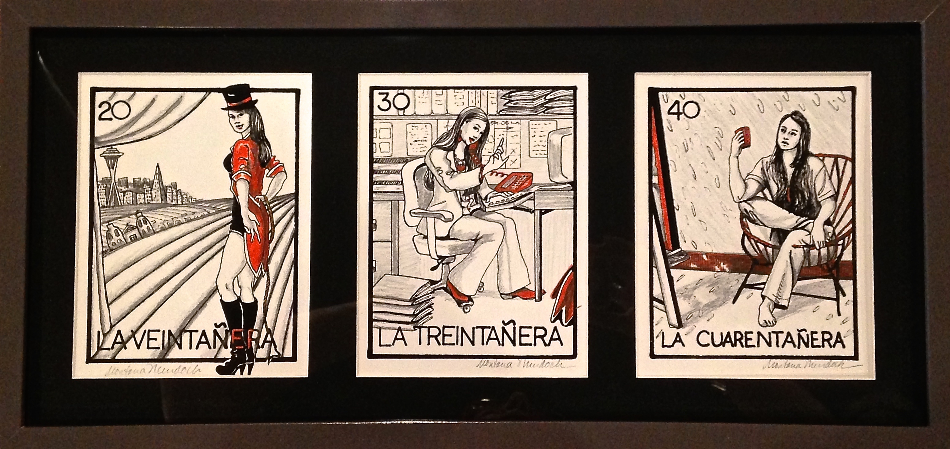 Las Veint-Treint-Cuarentaneras